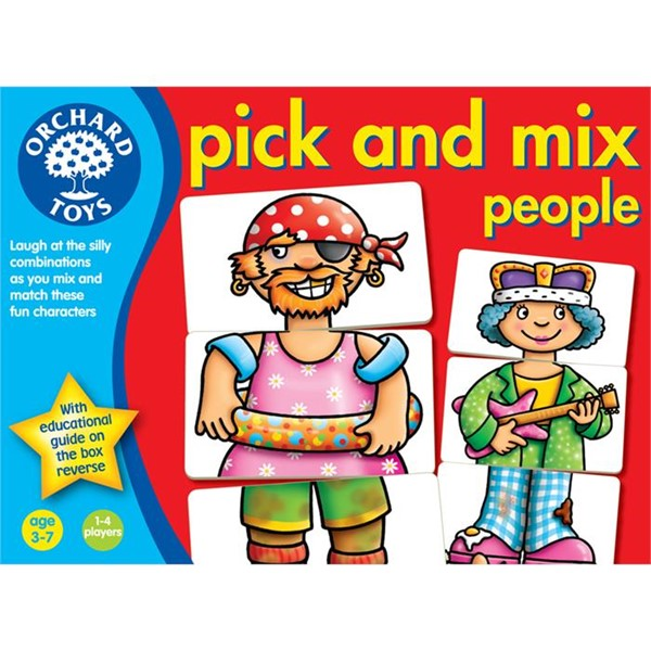 PİCK AND MİX PEOPLE resmi